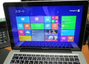 Mac で Windows8.1