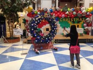クリスマスリース大2