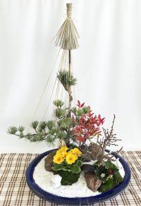 松竹梅/雪吊りタイプ